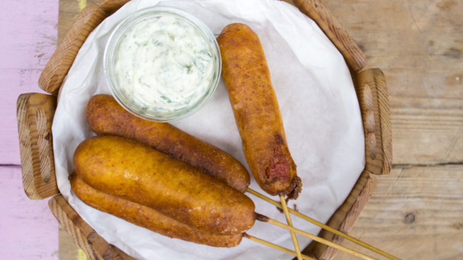 SPICY CORNDOGS