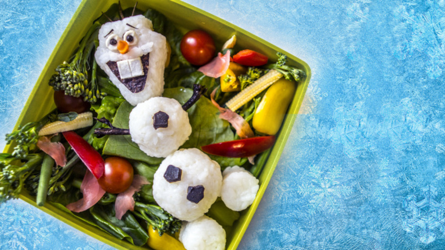 OLAF SUSHI FROM FROZEN