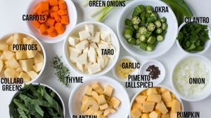 Prep your ingredients