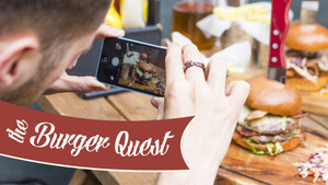Follow the BurgerQuest