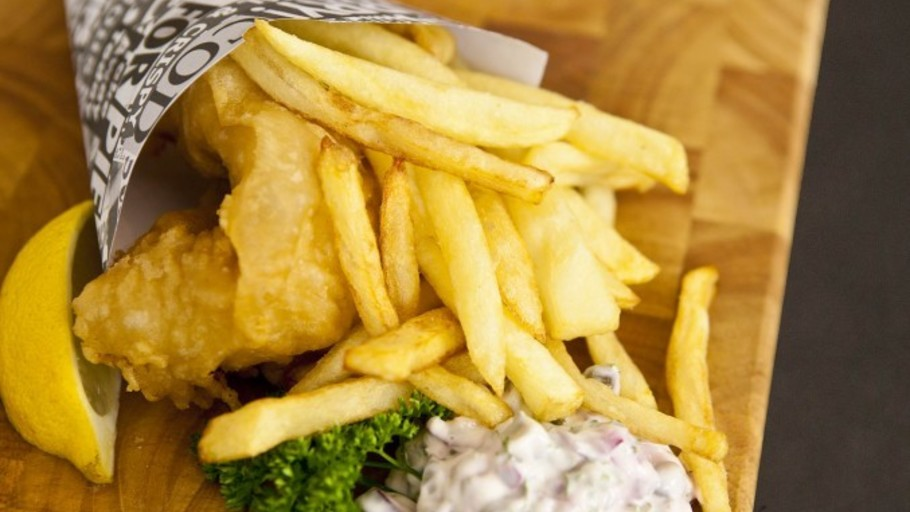 British fish and chips for British fish and chips recipe