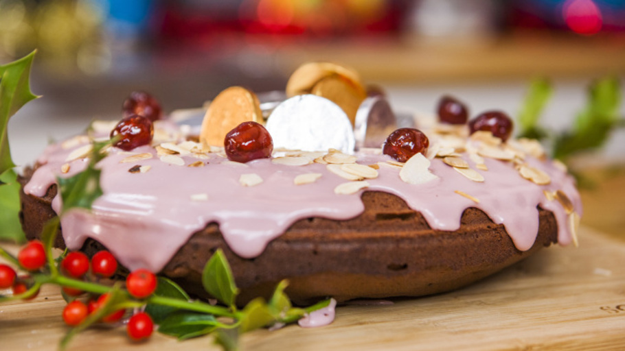 RECIPE OF THE DAY: MULLED WINE CAKE
