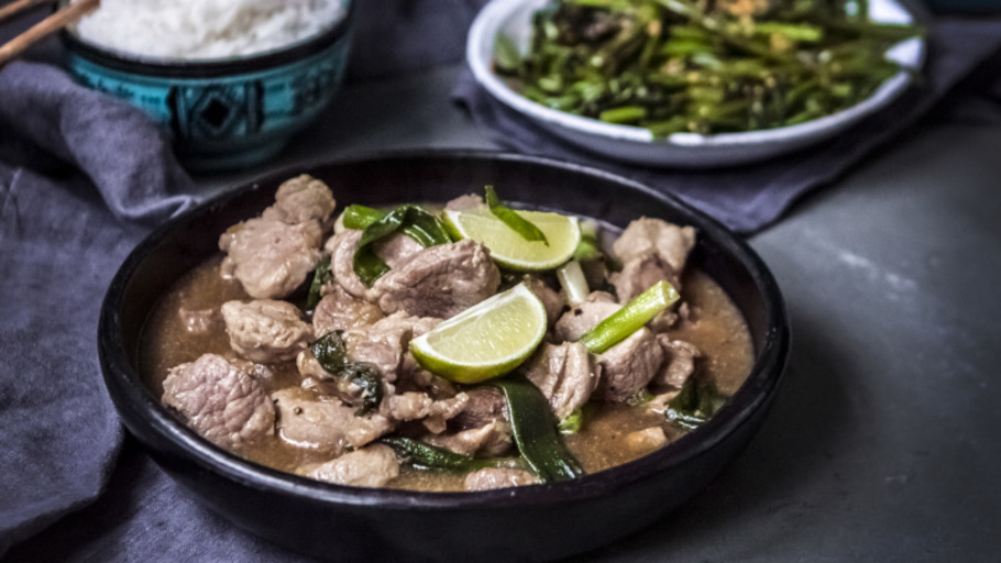 VIETNAMESE PORK IN CLAYPOT