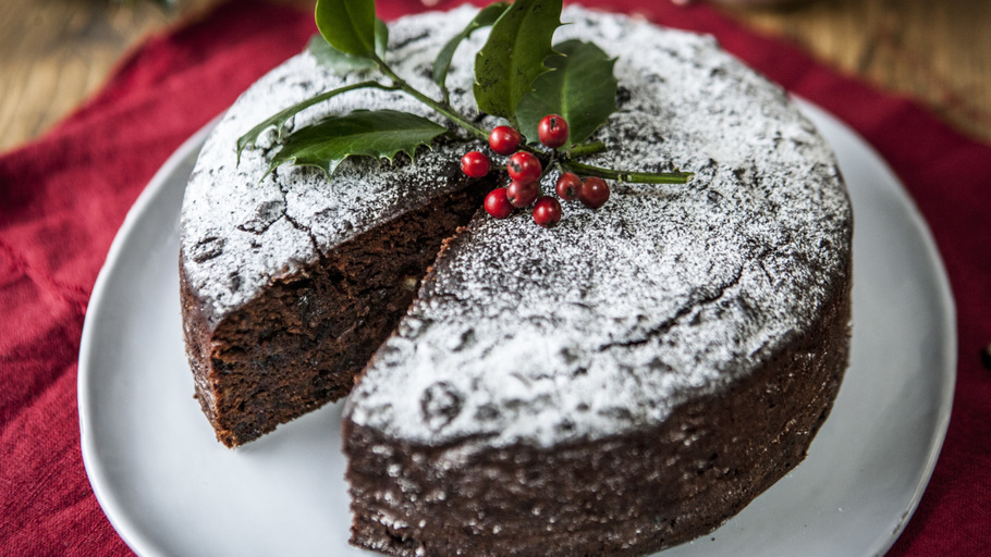 Traditional Chocolate Cake Recipe