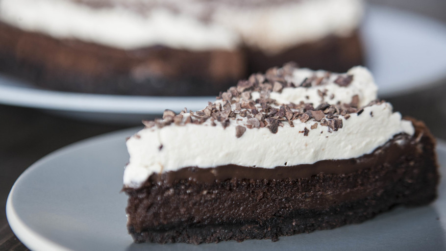 Mississippi Mud Cake Using Cake Mix