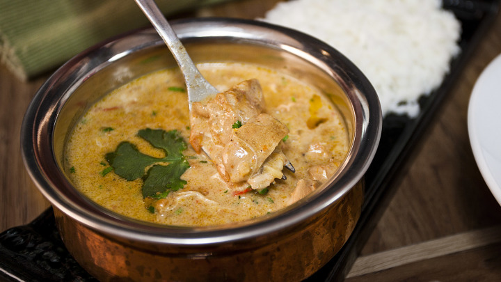 Slow Cooked Butter Chicken