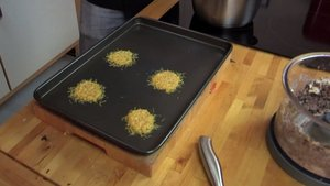 cool down parmesan crisps