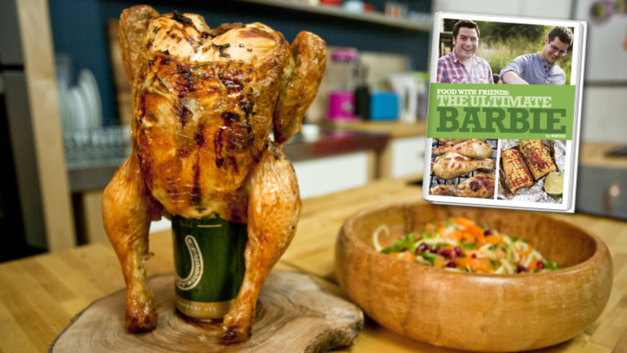 BEER CAN CHICKEN: THE ULTIMATE BARBIE