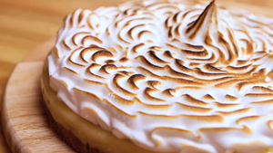 Torch the Meringue & Serve
